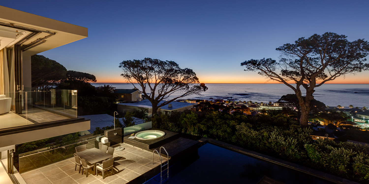 Camps Bay Luxury Villa Cape Town