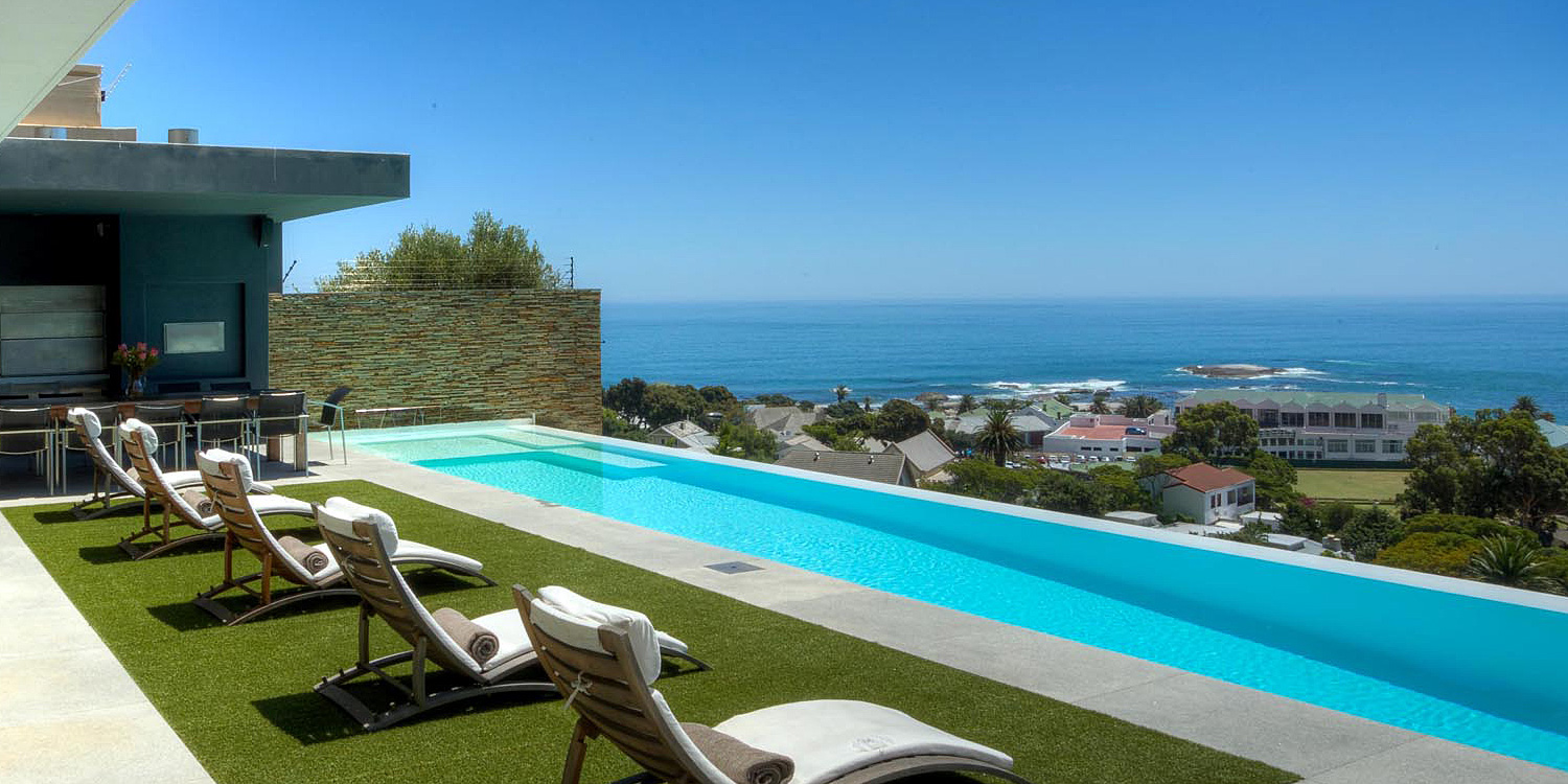 Camps Bay Villa Cape Town Vacation Rental