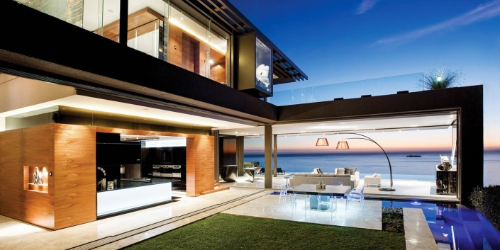 Clifton Luxury Villa with Ocean View