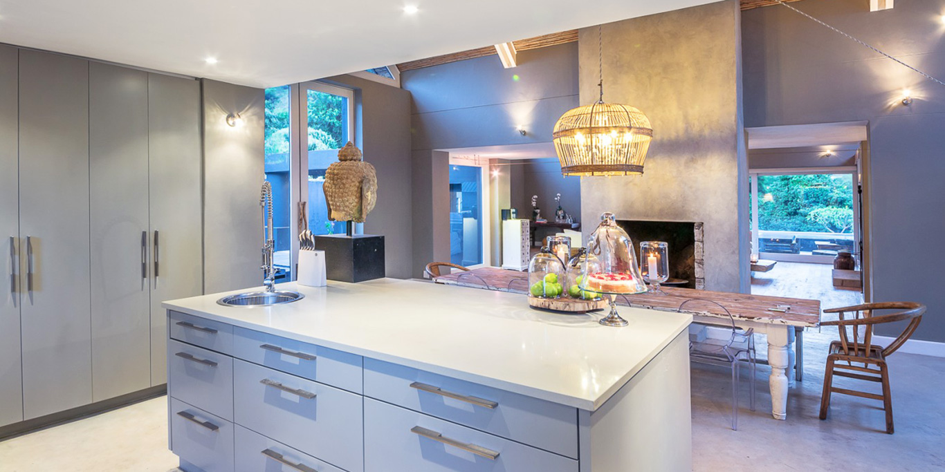 Luxury Kitchen in a Cape Town Luxury Villa