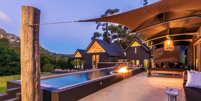 Maison Noir Cape Town Villa