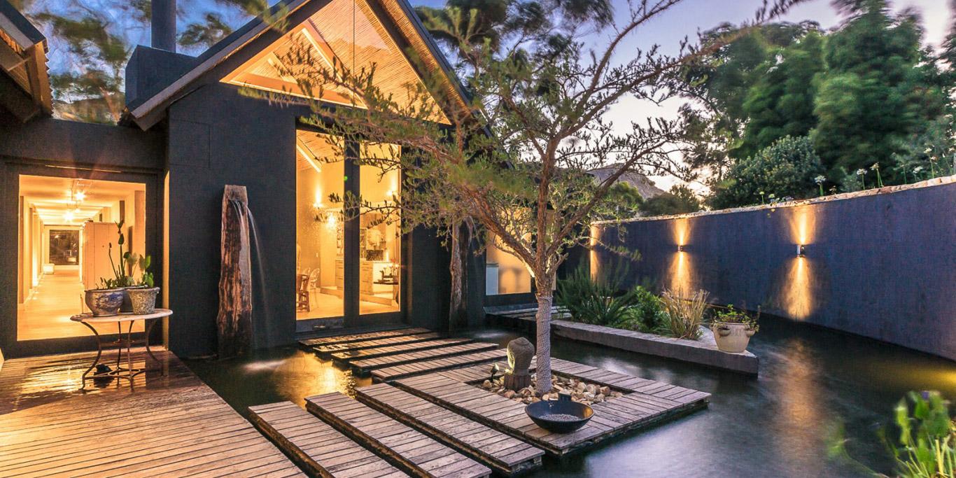 Maison Noir Luxury Villa Cape Town