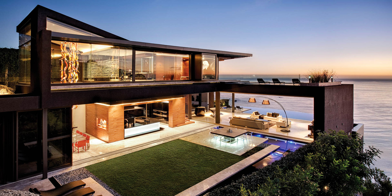 Oceana Luxury Villa Cape Town