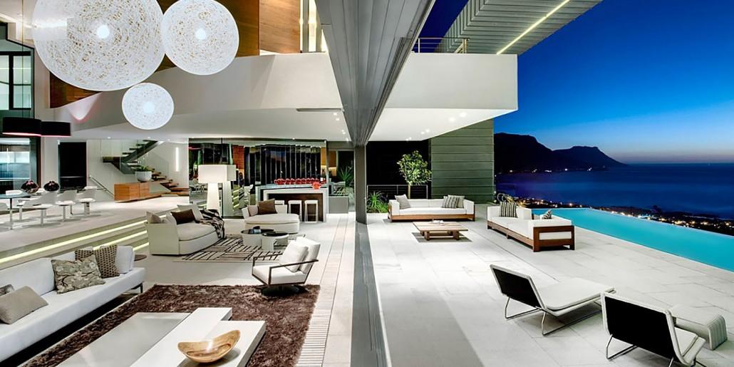 Stefan Antoni Luxury Cape Town Villa