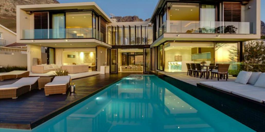 Serenity Villa luxurious cosmopolitan home