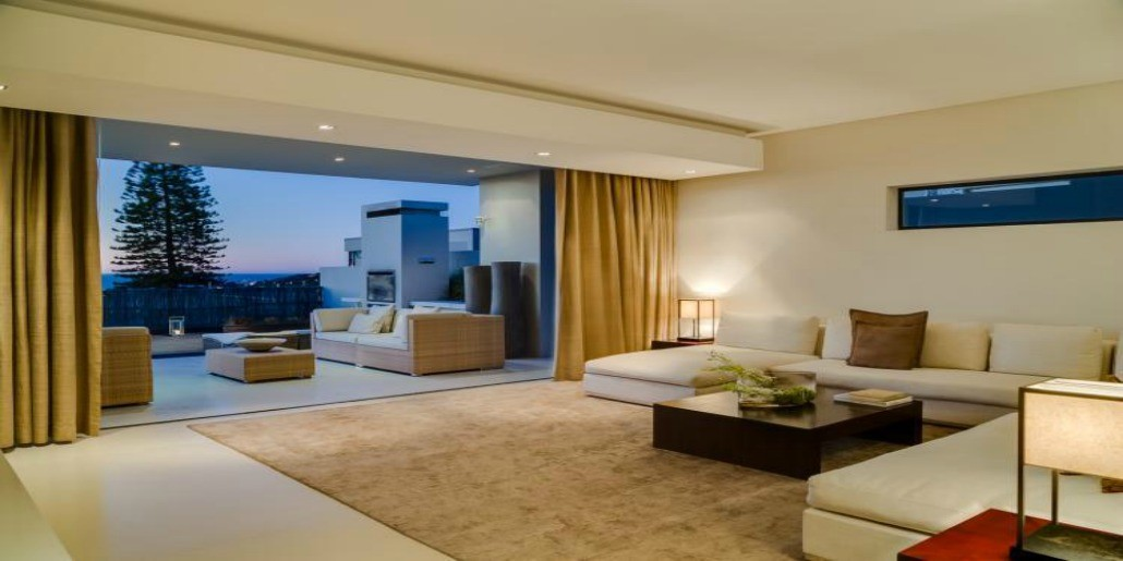 The tranquillity in the stunning serenity villa