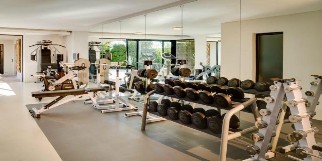 Serenity Villa Gym-Entertainment Facilities