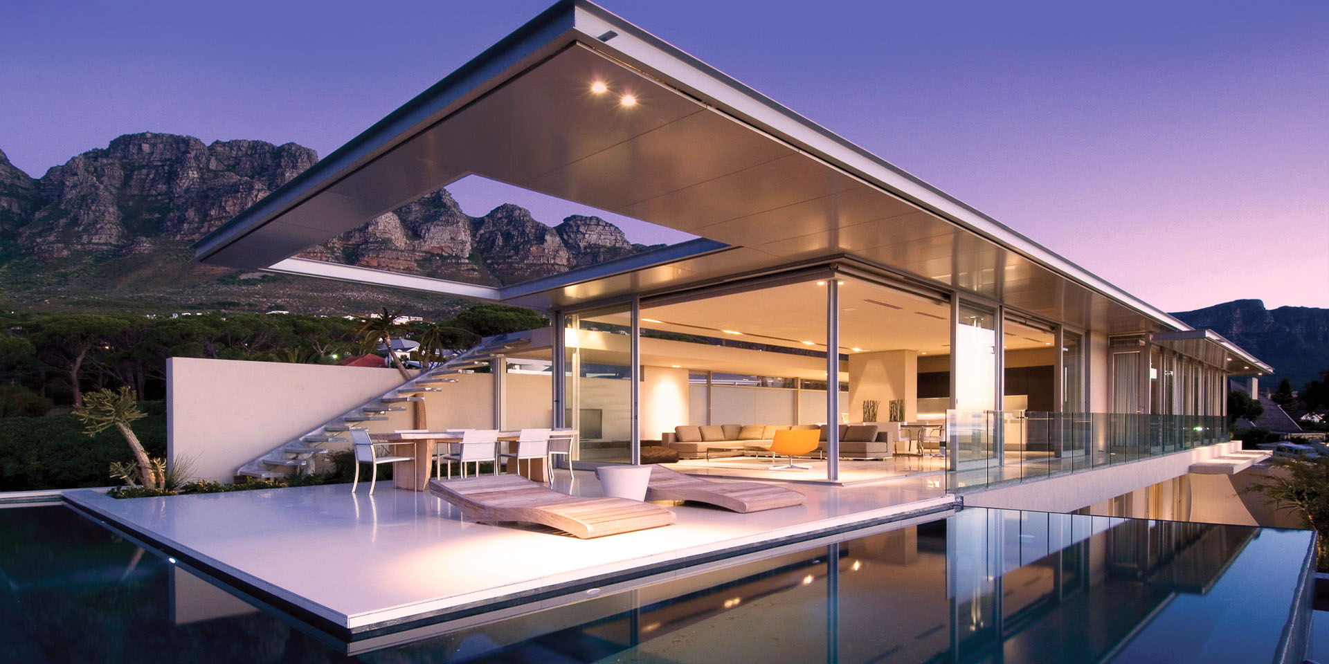Bond House Villa Camps Bay Cape Town by Stefan Antoni
