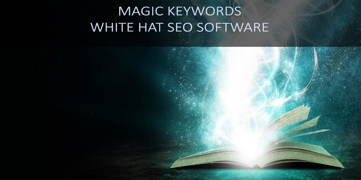 Magic Keywords White Hat SEO Software