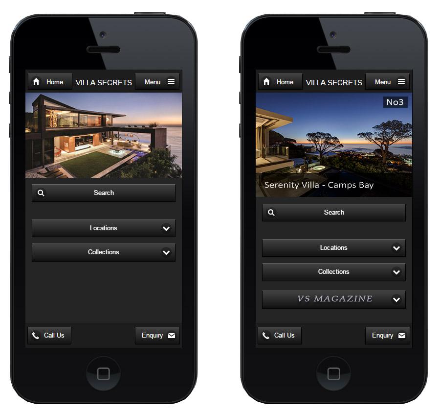 Villa-Secrets-JQuery-Mobile-Website---2-Homepages