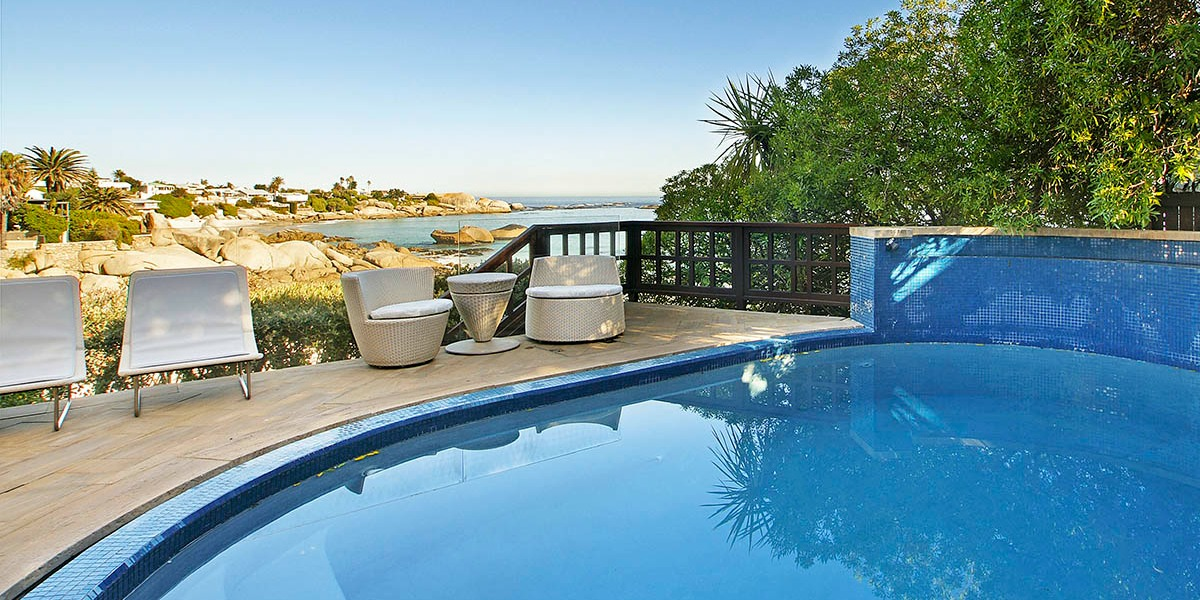Cape Town Luxury Villas pool