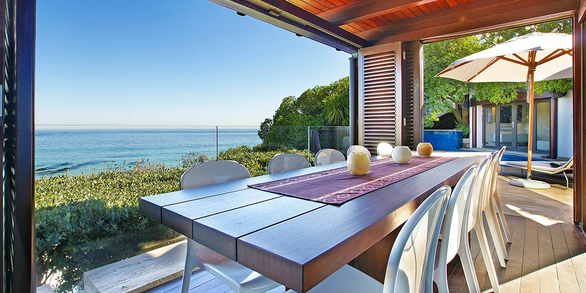 Clifton Beach House Villa in Cape Town