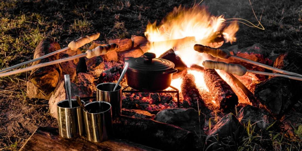 Campfires Singita Explore