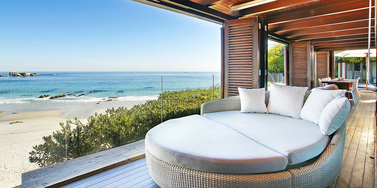Clifton Beach House bedroom