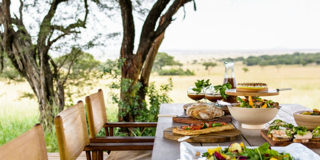 Outdoor Feast Set Serengeti