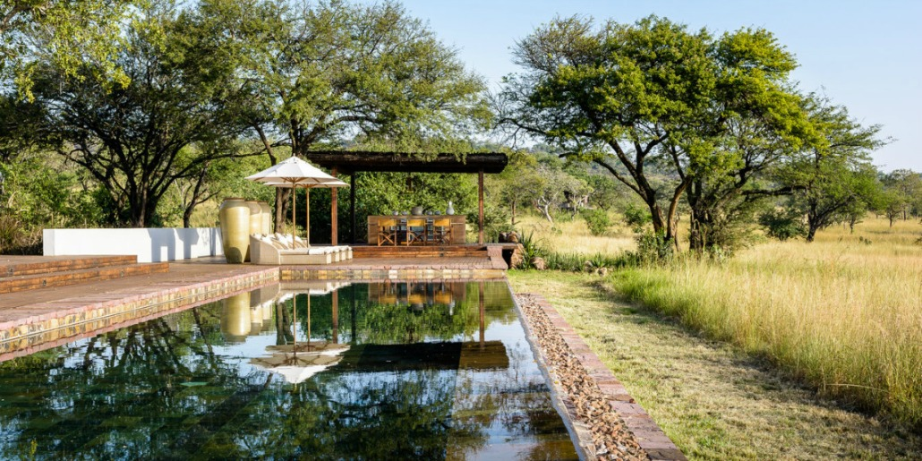 Serengeti house African Savannah