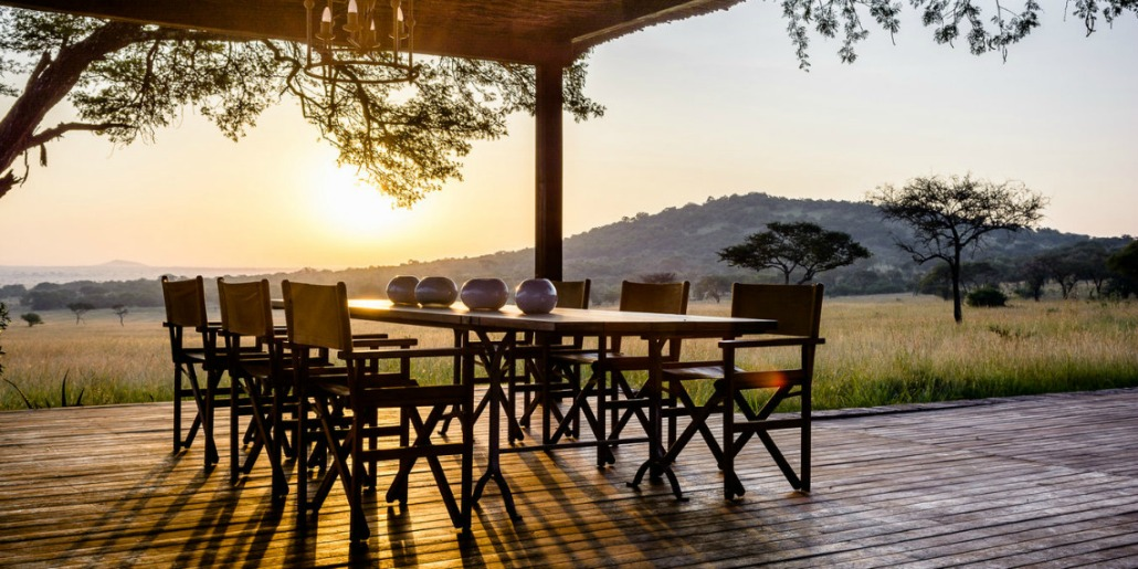 Singita Serengeti House African Wilderness