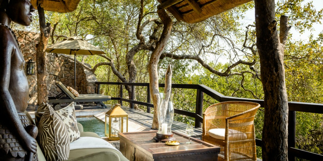 South African Singita Ebony Lodge