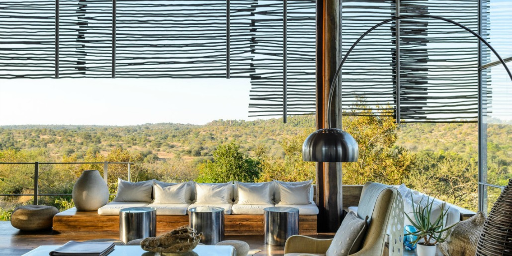 Singita Lebombo Contemporary Design