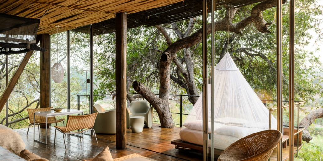 Singita Lebombo Lodge Natural Setting