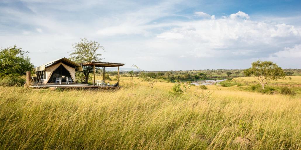 Serengeti Mara River