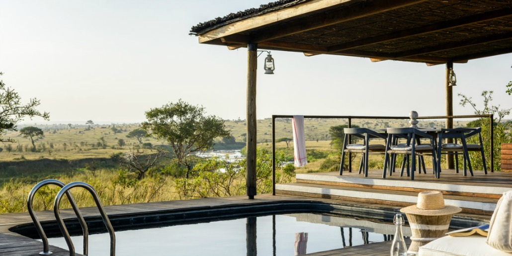 Singita Mara's main camp