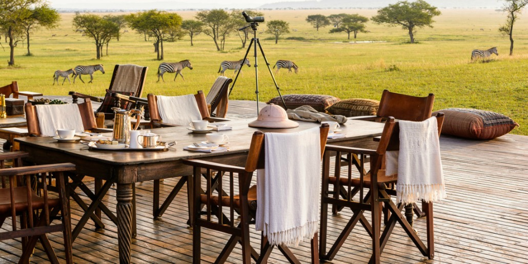 Singita Sabora Luxury Camp