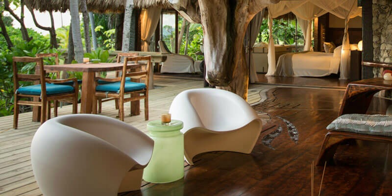 Presidential Villas in the Seychelles