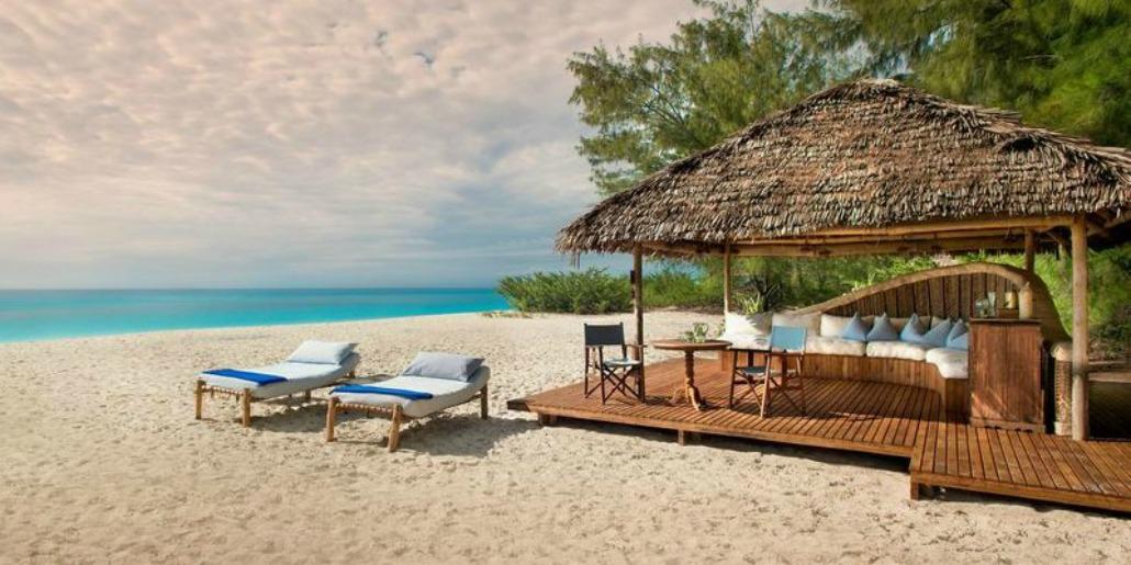White Coral Sand Beach