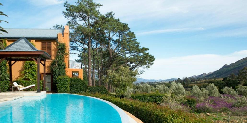 Pool La Residence