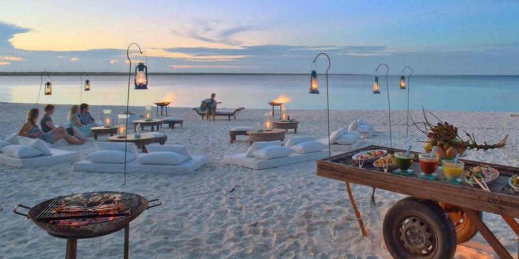 Mnemba Island Zanzibar Archipelago