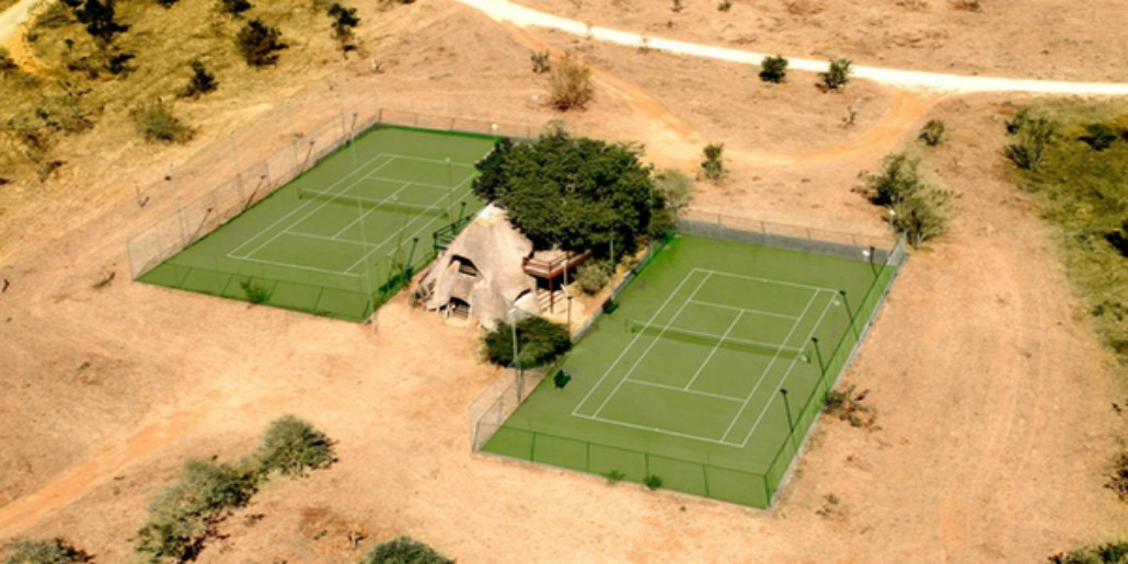 tennis Ulusaba Lodges