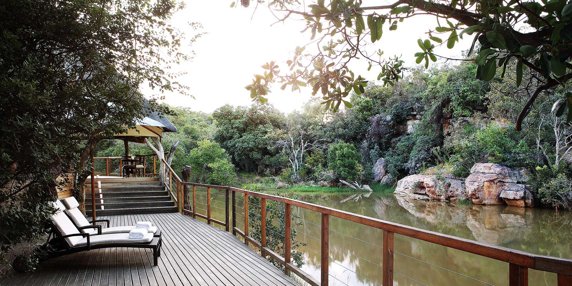 Zulu Camp-Luxury African Safari at Shambala Private Game Reserve