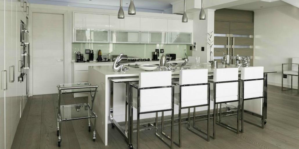 Camps Bay Luxury Villa Kitchen
