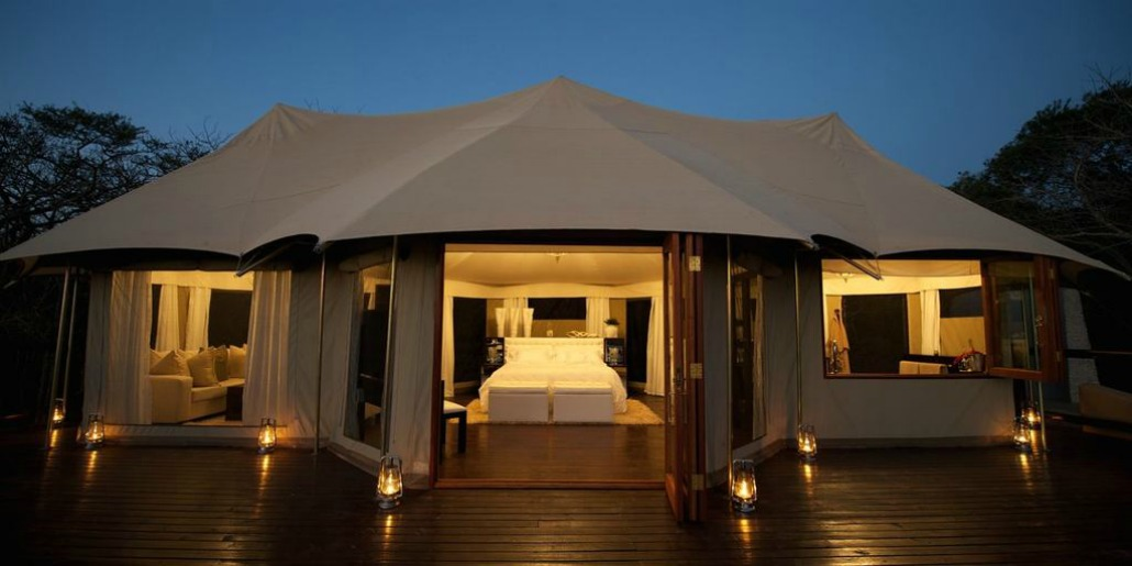 Thanda Jabula Tent