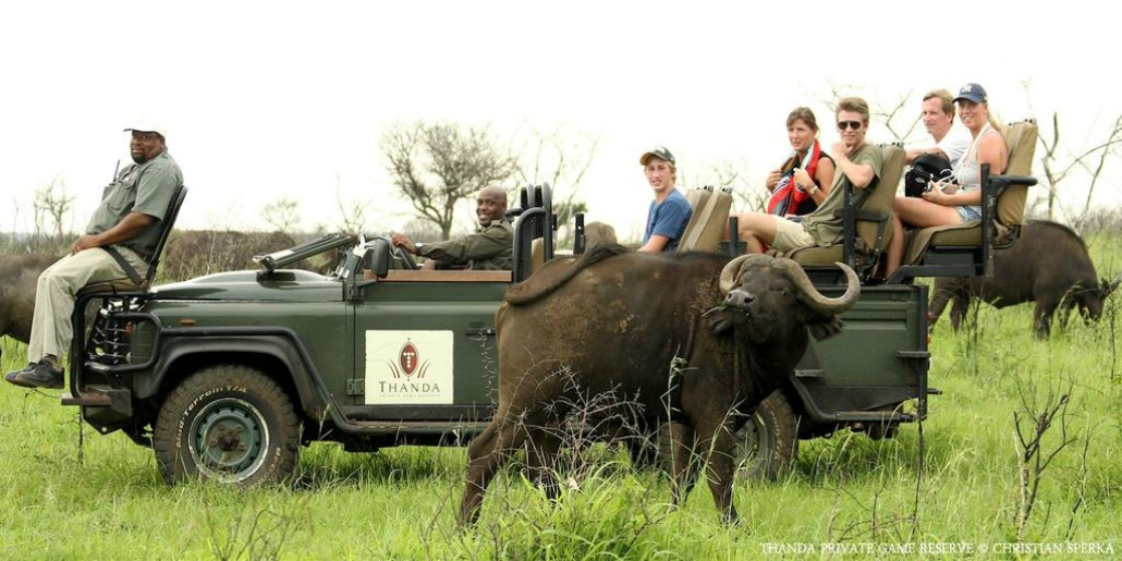 Thanda Reserve Private Game