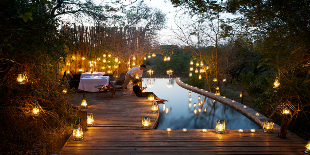 Londolozi Lodges pool