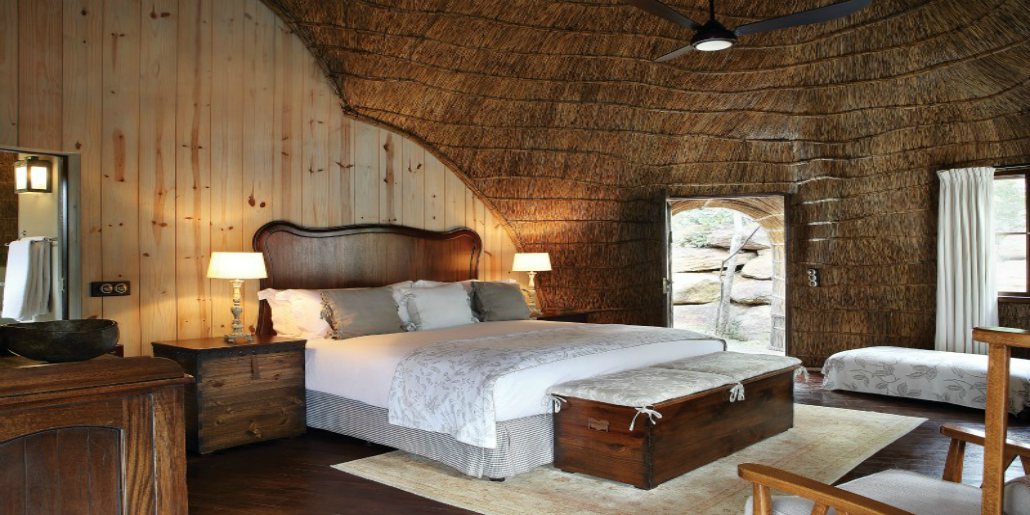 Shambala luxury bedroom