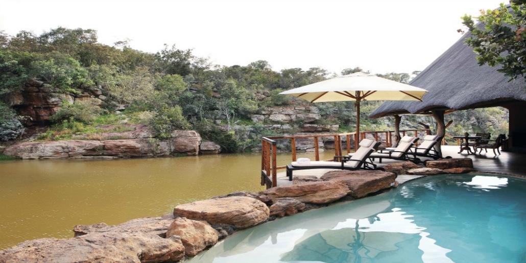 Zulu plunge pool