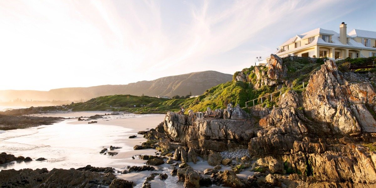 Luxury Hotel by the Beach in Hermanus