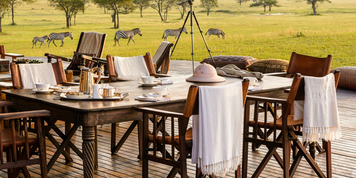 Luxury Safari in South Africa