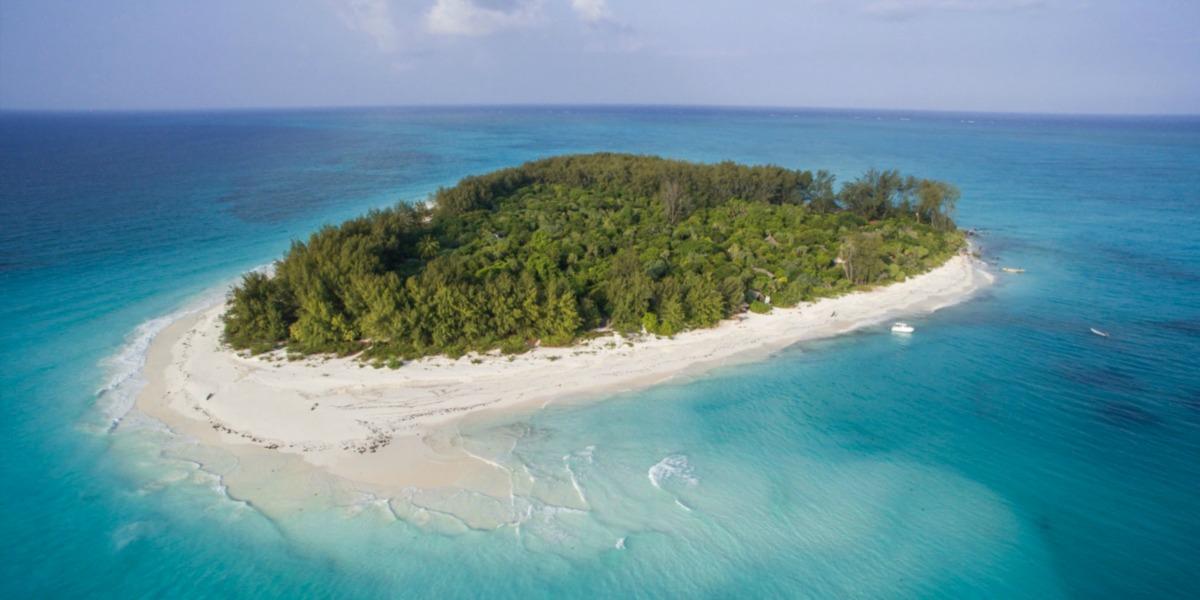 &Beyond Mnemba Island in Zanzibar, Tanzania