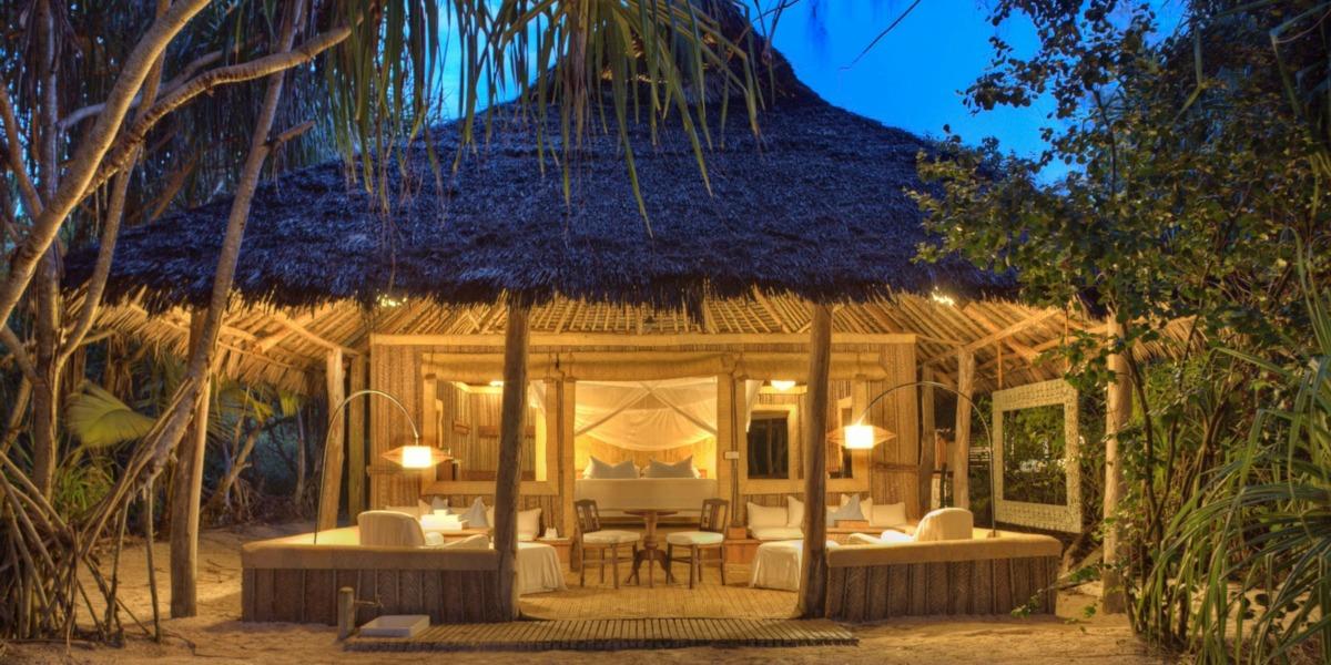 Mnemba Island Rustic Luxury Villas