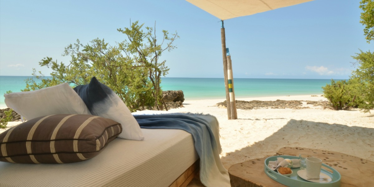 Luxury Villas in Vamizi Island- Mozambique, Africa