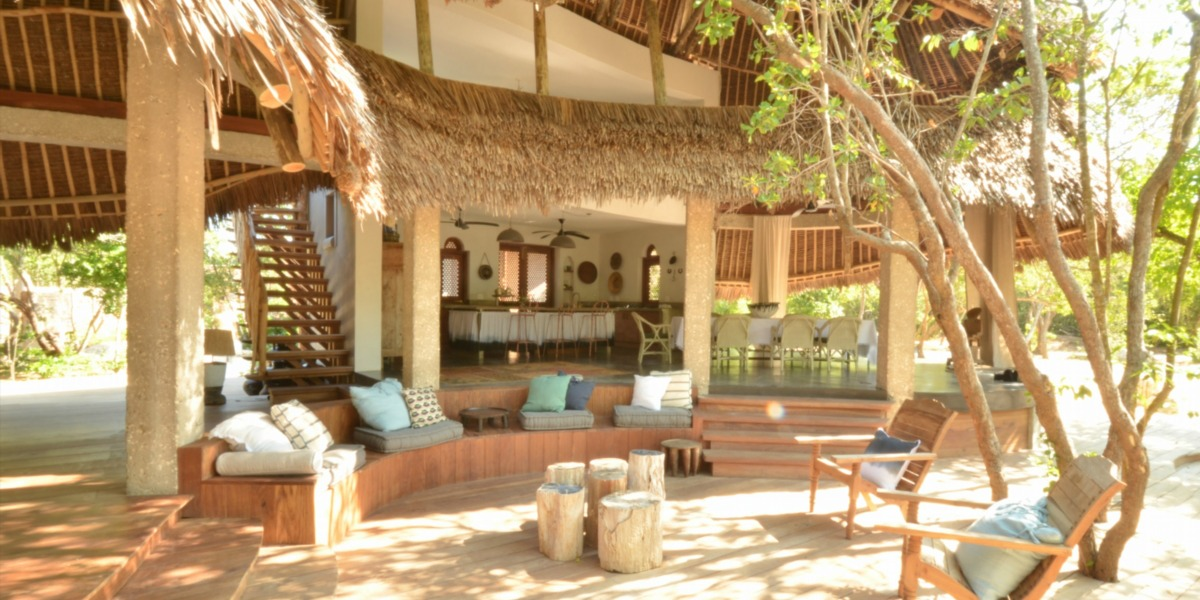 Luxury Villas in Mozambique