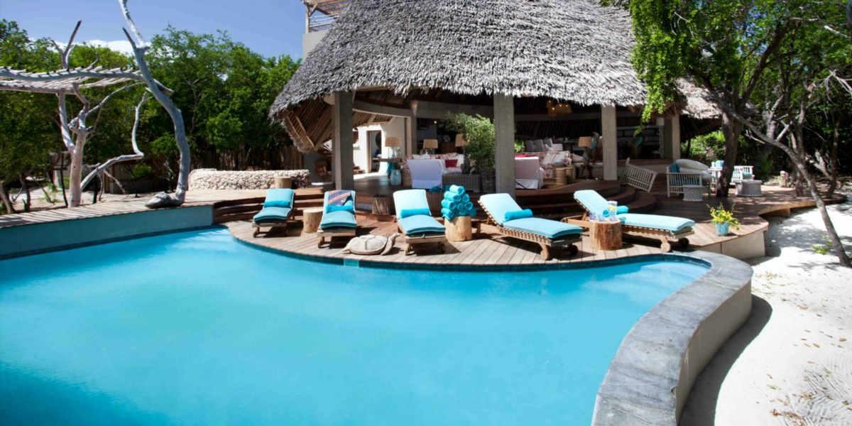 Luxury Villas with Swimming Pool