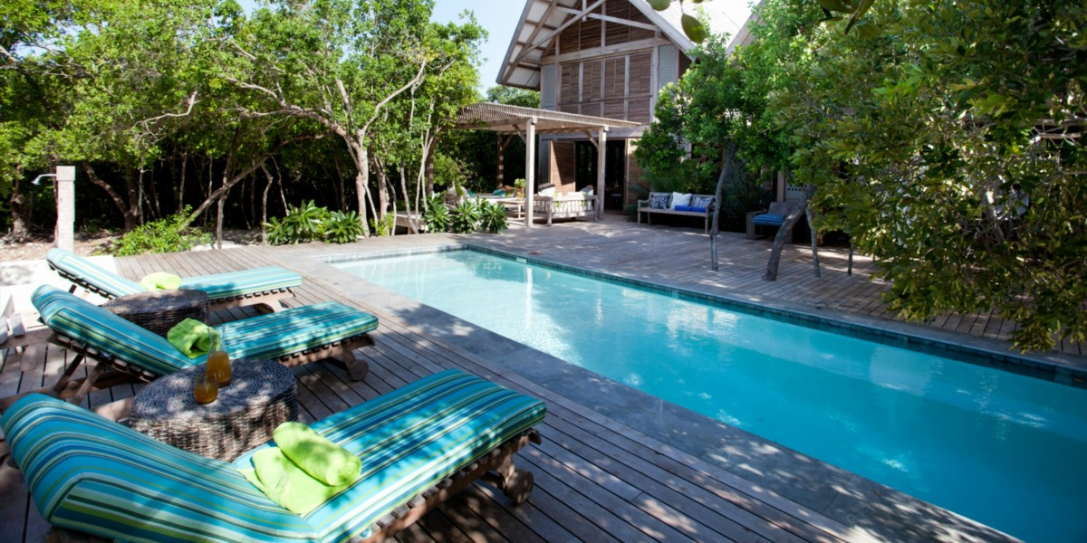 Mozambique Luxury Villas