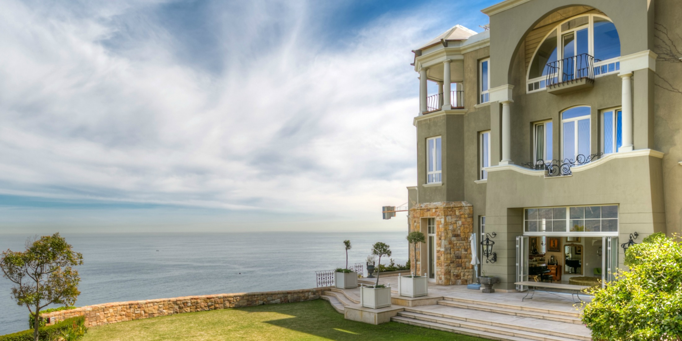 The Castle, Clifton Cape Town Villa in South Africa