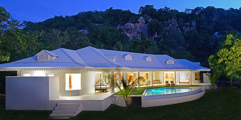 Cousine Island Presidential Villa