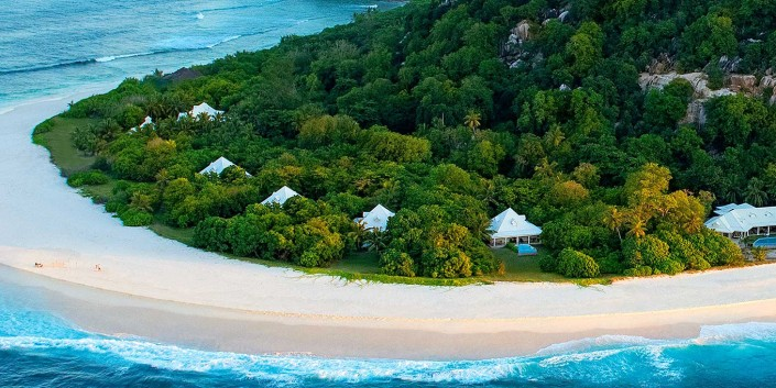Exclusive Villas at Cousine Island in Seychelles